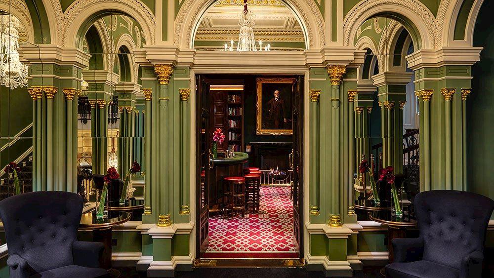 1824 Bar Entrance