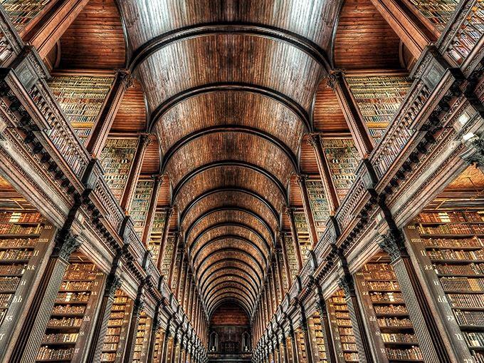 Trinity College Dublin, Ireland