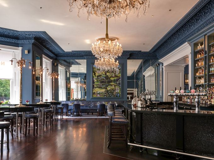 No. 27 Bar & Lounge at The Shelbourne Hotel, Dublin