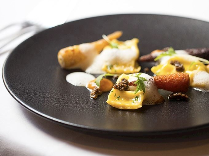 The Saddle Room Restaurant in The Shelbourne Hotel