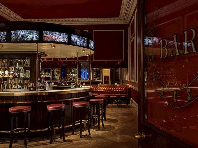 The Shelbourne Hotel, Dublin The Horseshoe Bar