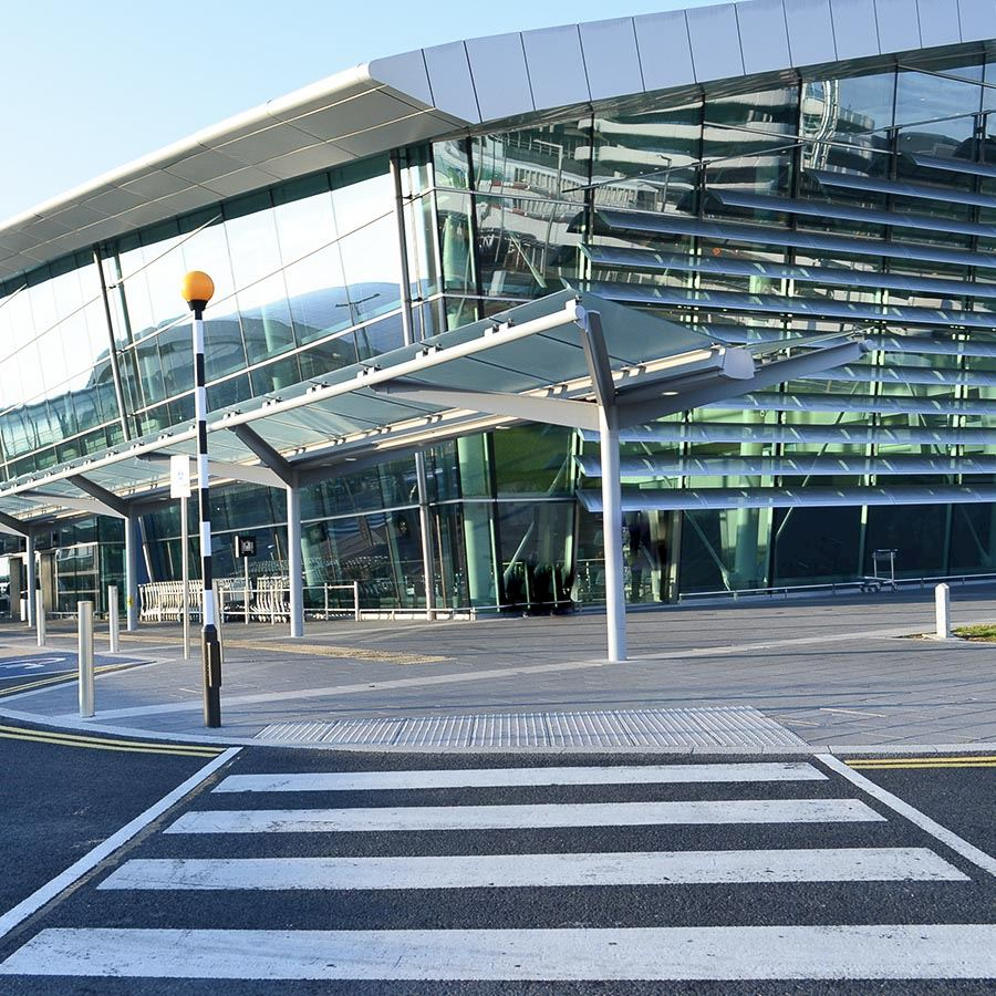 Does The Shelbourne offer shuttle service from the airport?%