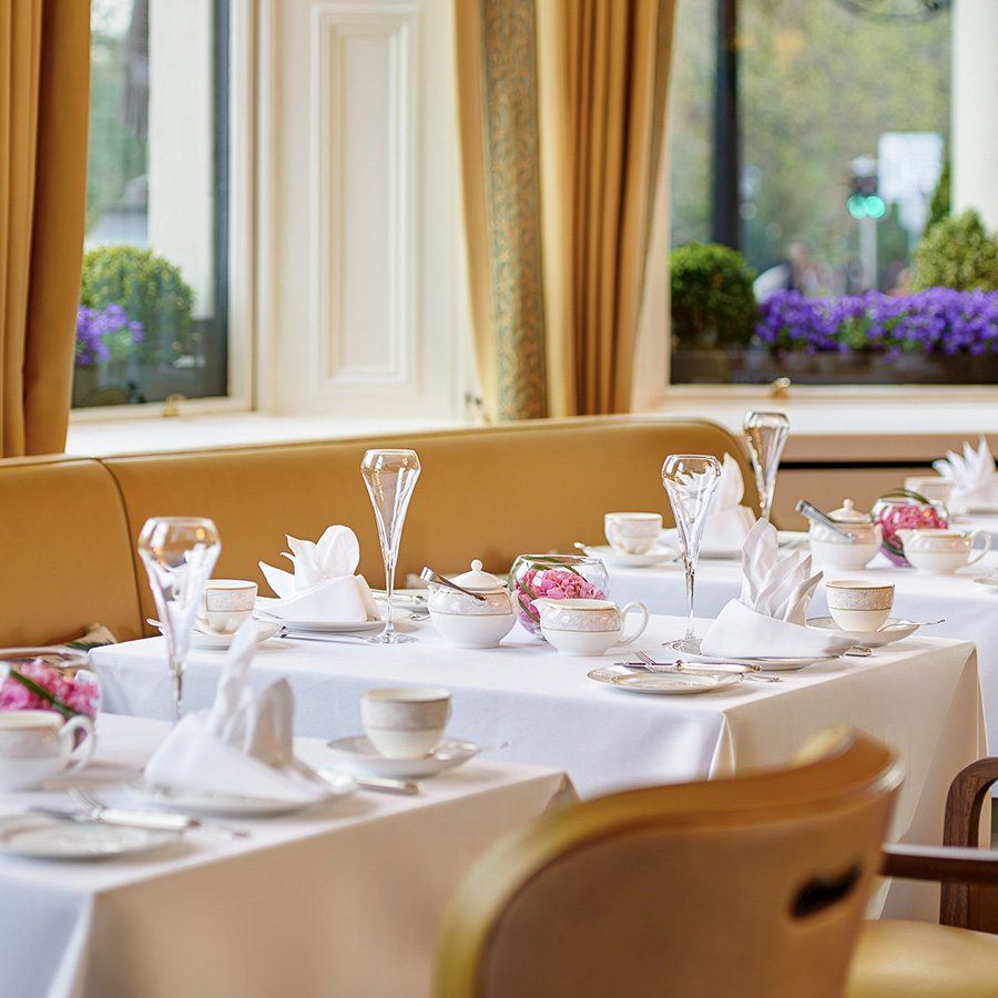 What are the timings for Afternoon Tea?%