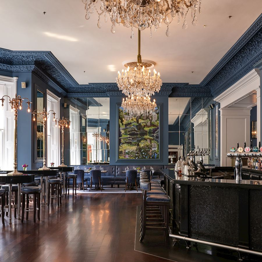 Do you have gluten free options on your menu in No.27 The Shelbourne Bar%