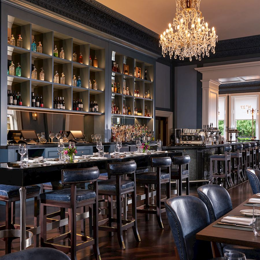 Can I make a reservation in No.27 The Shelbourne Bar?%