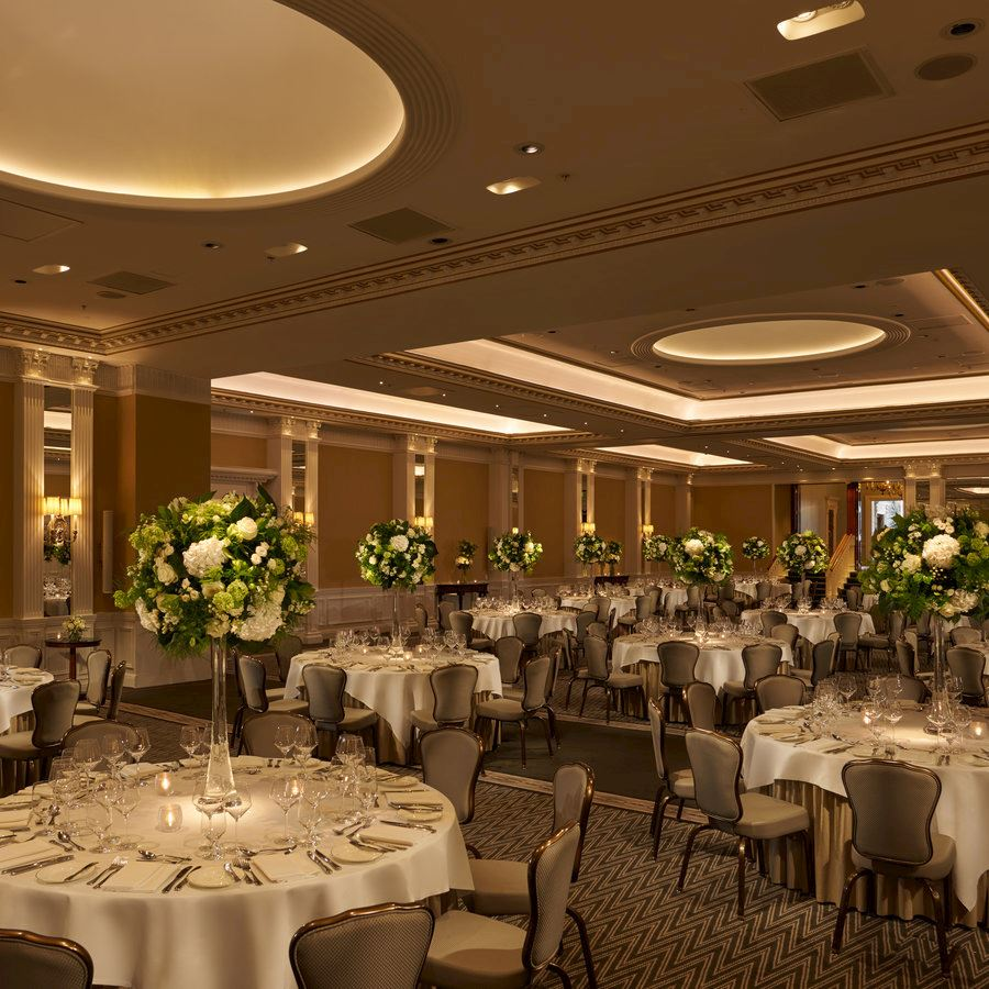 Can I provide my own AV for an event at The Shelbourne?%