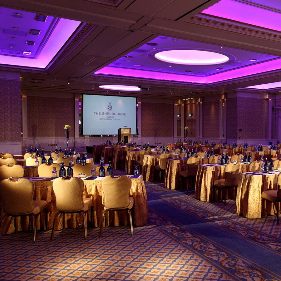 Is AV included in the room hire price for The Great Room?%