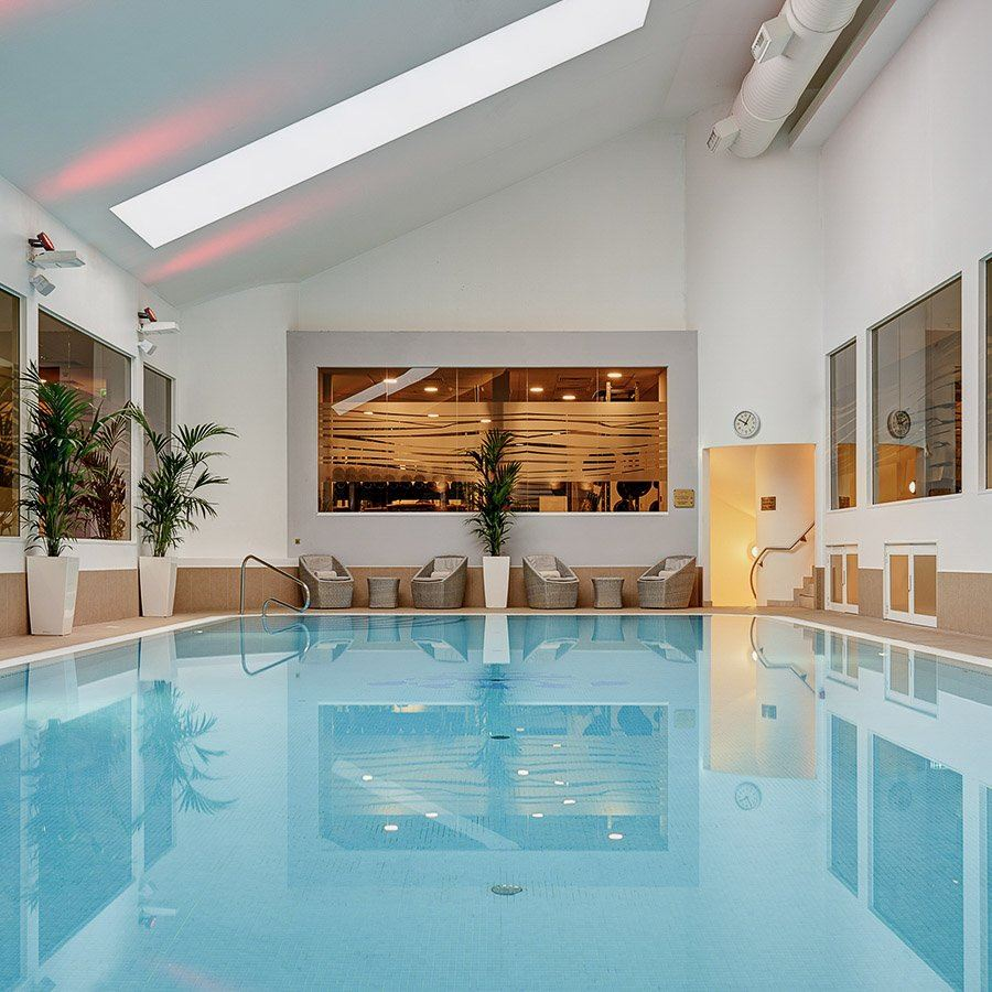 What facilities do The Spa guests have access to?%