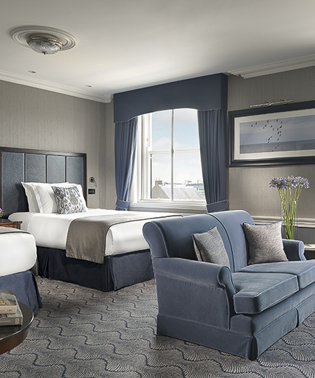 Heritage Junior Suite in The Shelbourne Hotel, Dublin