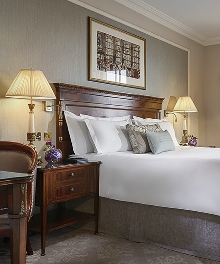 Heritage Premium Room at The Shelbourne Hotel, Dublin