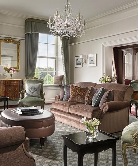 Princess Grace Suite The Shelbourne Hotel, Dublin