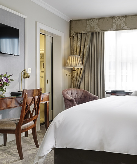 Queen Guest Room at The Shelbourne Hotel, Dublin