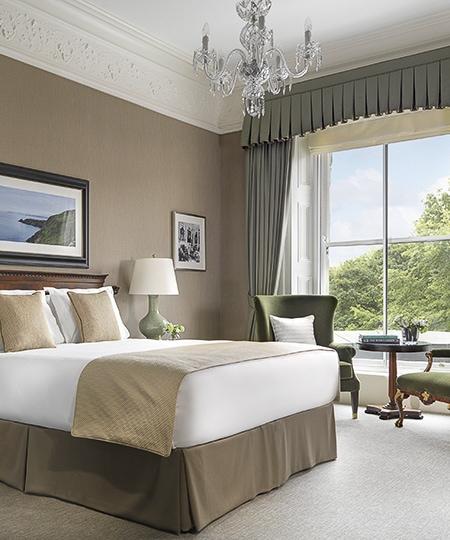 Signature Suite in The Shelbourne Hotel, Dublin