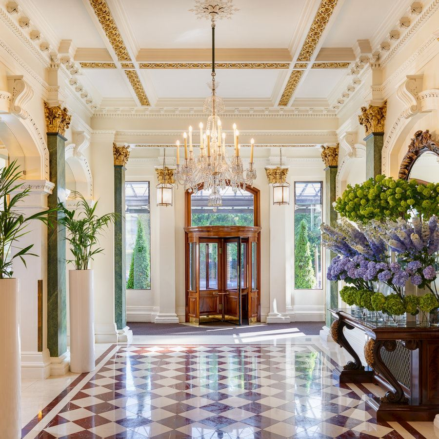 The Shelbourne Hotel, Dublin - A most distinguished address