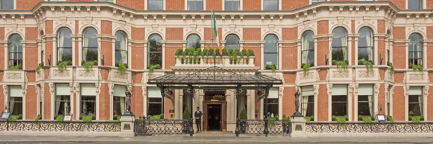 The Shelbourne Hotel, Dublin