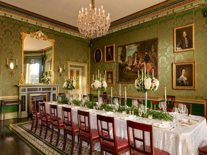 Weddings Facilities in The Shelbourne Hotel, Dublin