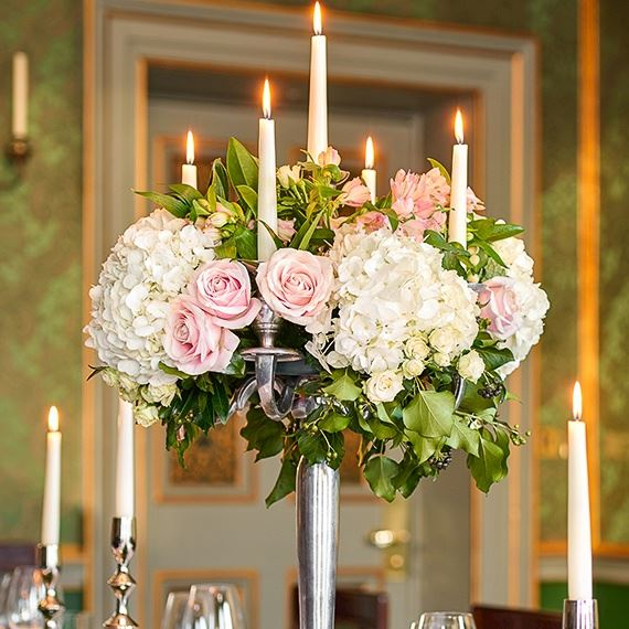 Flowers by The Shelbourne