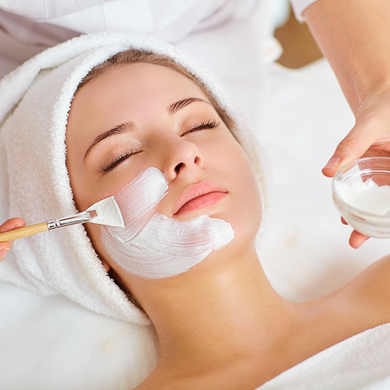 The Shelbourne Tile Salon Facial