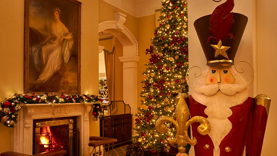 Christmas Party Nights - The Shelbourne Hotel, Dublin