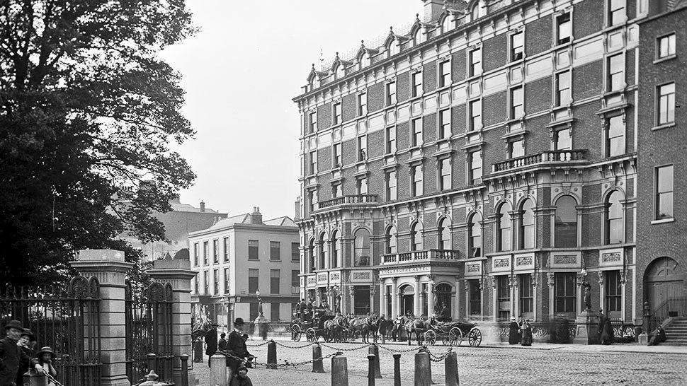 History of The Shelbourne Hotel, Dublin