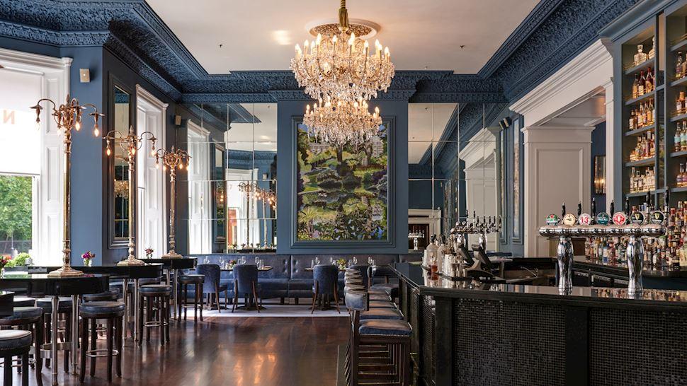 No.27 The Shelbourne Bar at The Shelbourne Hotel, Dublin