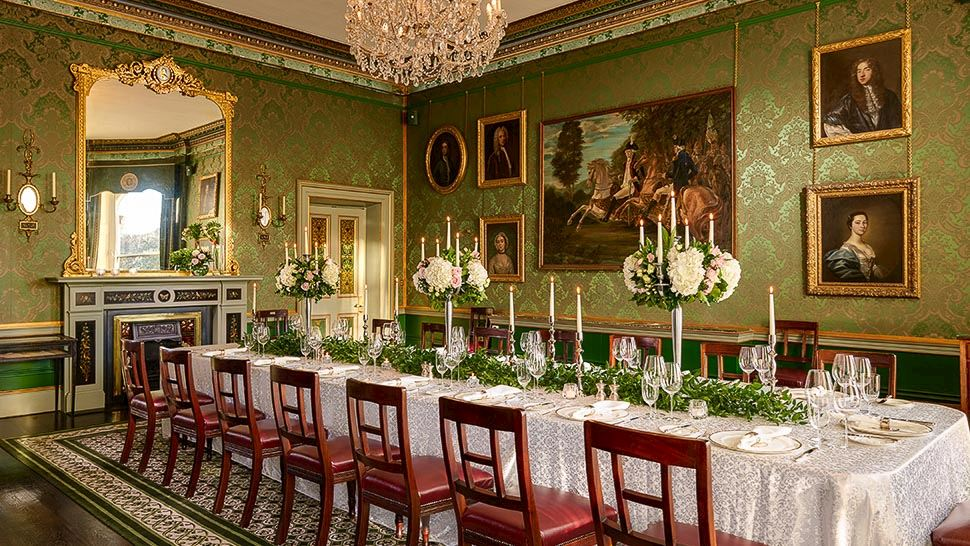 Private Dining at The Shelbourne Hotel, Dublin