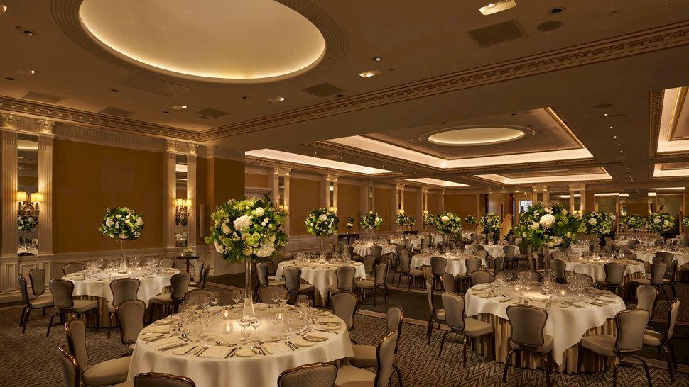The Shelbourne Hotel, Dublin Weddings Facilities