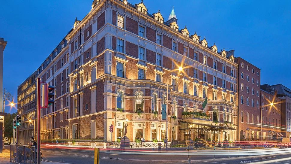 The Shelbourne Hotel, Dublin - A Luxury Hotel