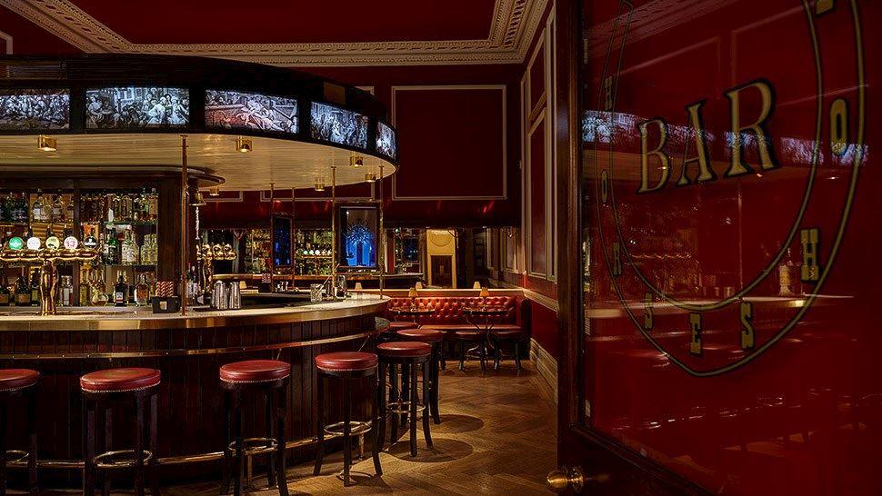 The Shelbourne Hotel, Dublin Horseshoe Bar
