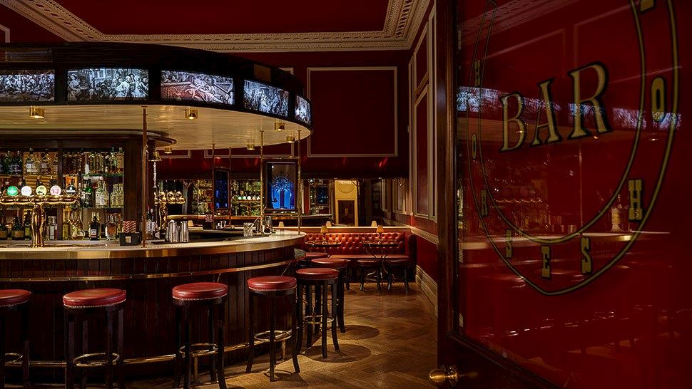 The Shelbourne Hotel, Dublin Horseshoe Bar