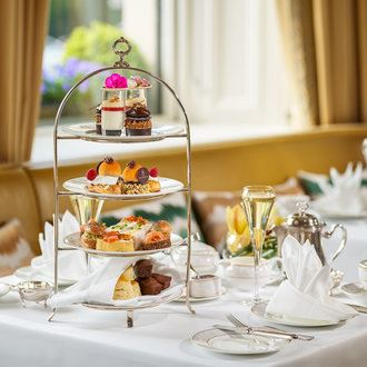 Dine & Drink Facilities at Shelbourne Hotel, Dublin