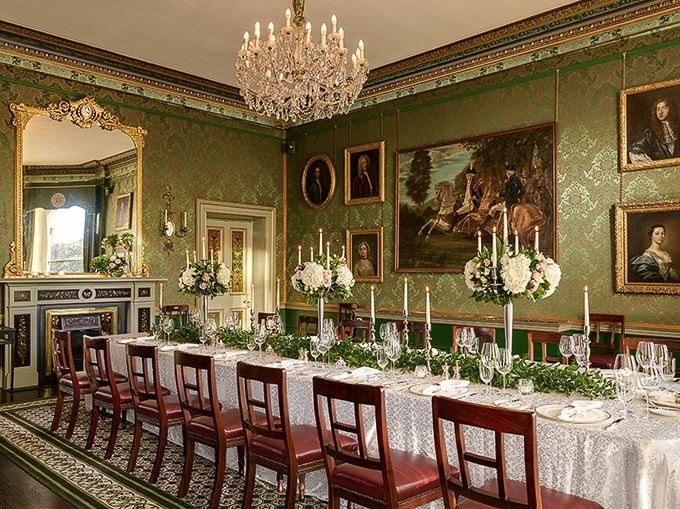 The Shelbourne Hotel Dublin Wedding Packages Constitution Room