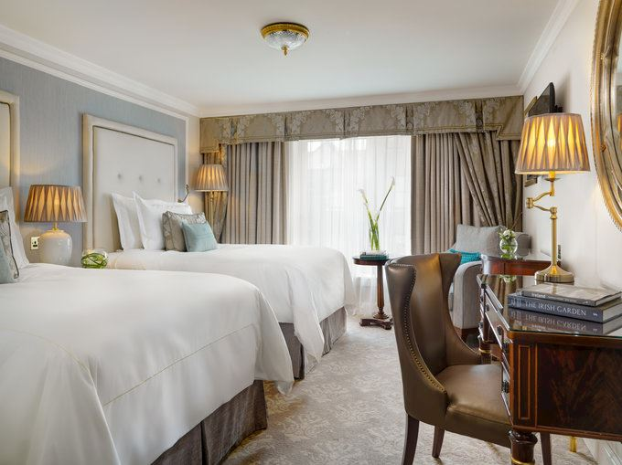 Double Double Guest Room in The Shelbourne Hotel, Dublin