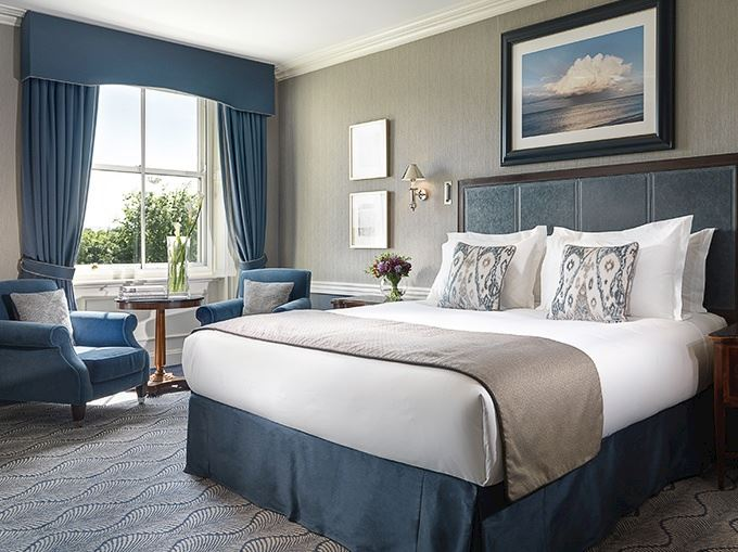 The Shelbourne Hotel, Dublin Rooms