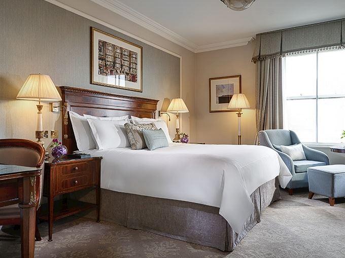 Heritage Premium Room at The Shelbourne Hotel, Dublin