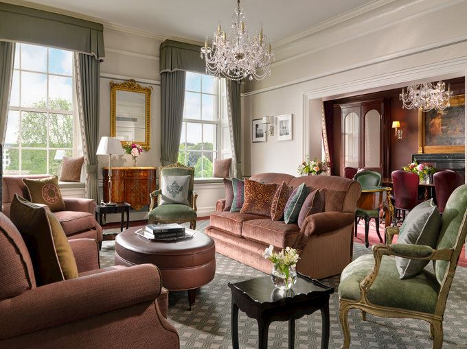 Suites in The Shelbourne Hotel, Dublin