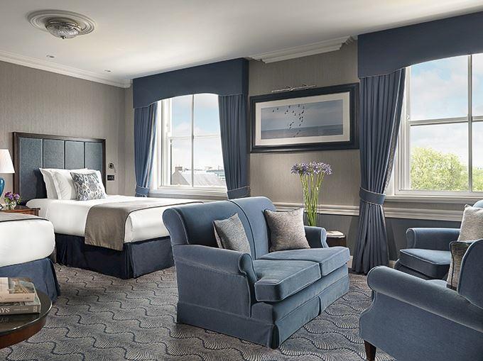 Heritage Junior Suite in The Shelbourne Hotel, Dublin