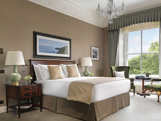 Signature Suite in The Shelbourne Hotel, Dublin